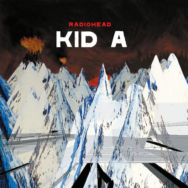 Обложка альбома «Kid A»