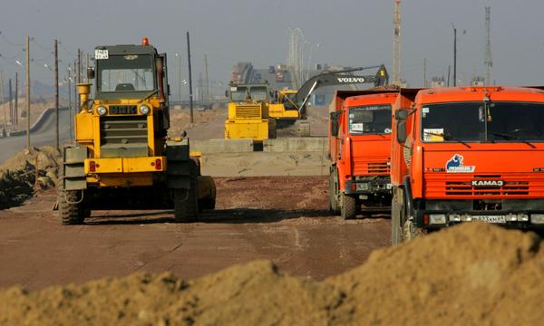 Эстакаду на Ярославском шоссе откроют в июле