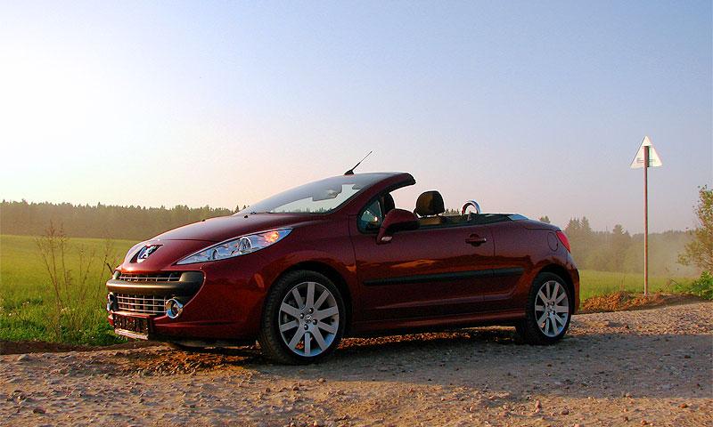 Peugeot 207 СС