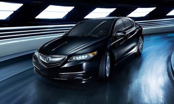 Названы цены на новый седан Acura TLX