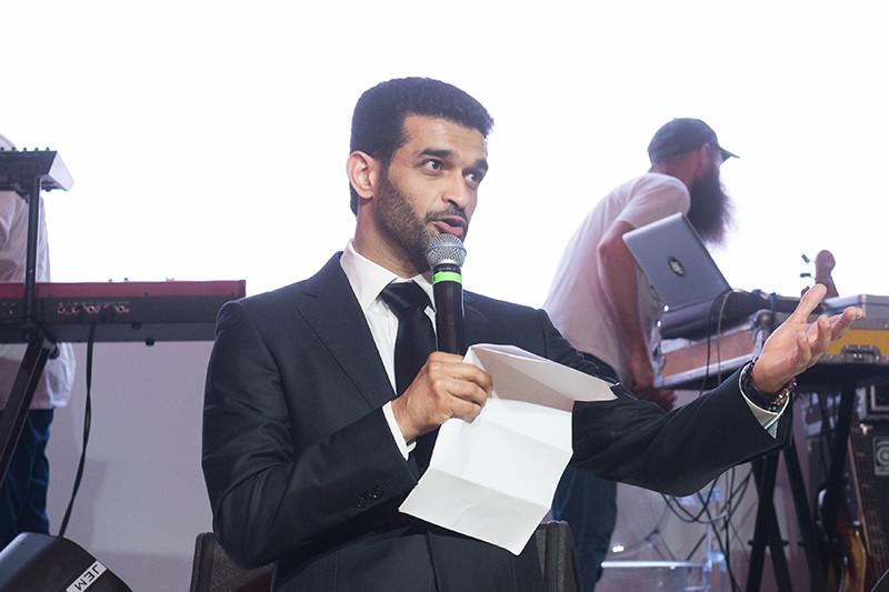 Хассан Аль Тавади, глава оргкомитета чемпионата мира по футболу FIFA-2022