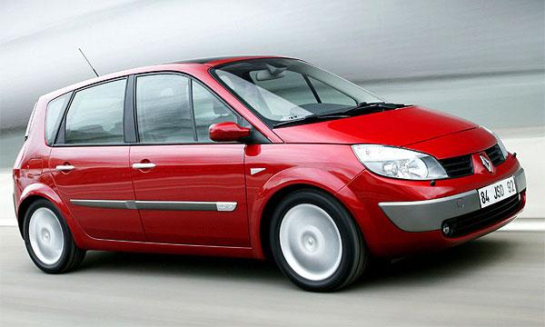 С конвейера Renault сошел миллионный Scenic II
