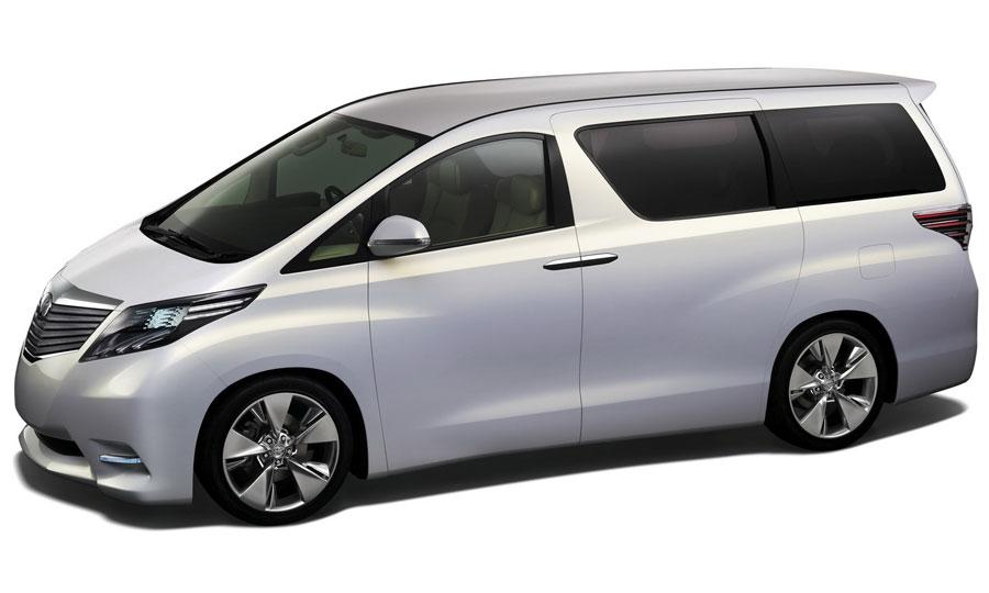 Toyota FT-MV