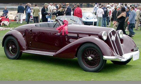 Автомобиль Муссолини продали за 1 миллион долларов
