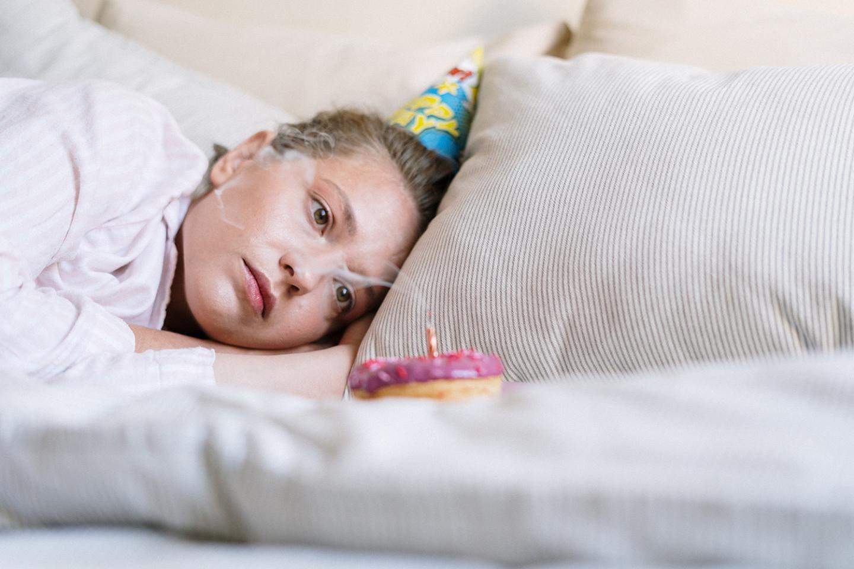 Стресс бывает настолько сильным, что женщины могут испытывать нарушения сна и проблемы со здоровьем