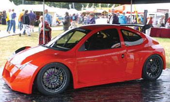 Колин МакРэй представил гоночный R4 собственной разработки