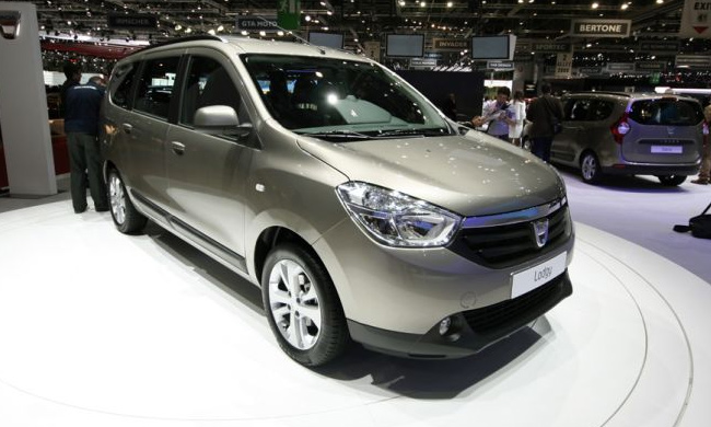 Dacia Lodgy. Румыны шокировали ценой