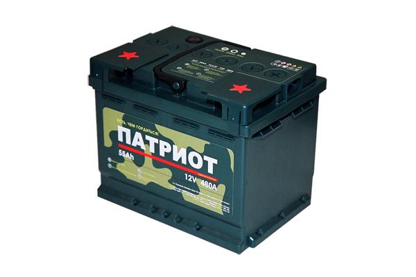 Аккумуляторная батарея патриотов