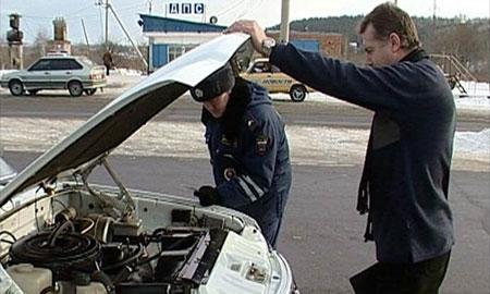 ГИБДД будет регистрировать автомобили круглосуточно