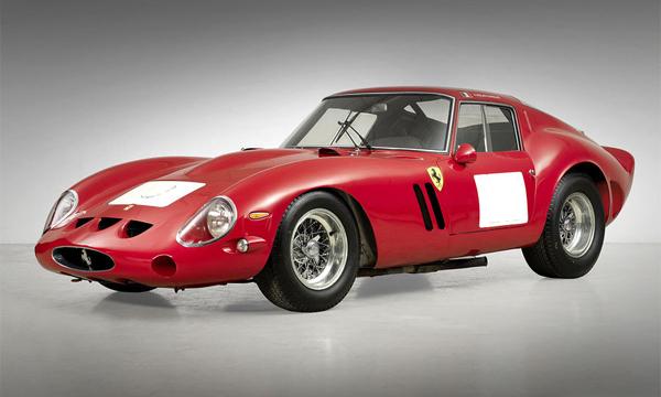 Ferrari 1962 года продали за 38 миллионов долларов