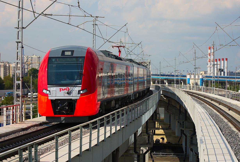 Поезд «Ласточка»