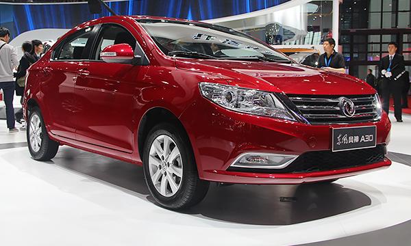 DongFeng планирует наладить выпуск автомобилей в России