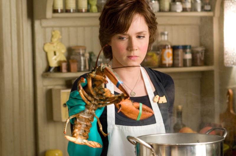 Кадр из фильма «Джули и Джулия: Готовим счастье по рецепту»