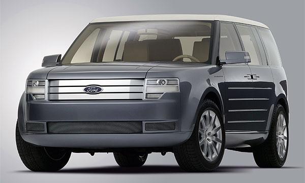 Ford Fairlane – концепт