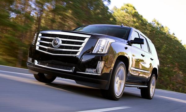 Cadillac Escalade получит спортивную версию