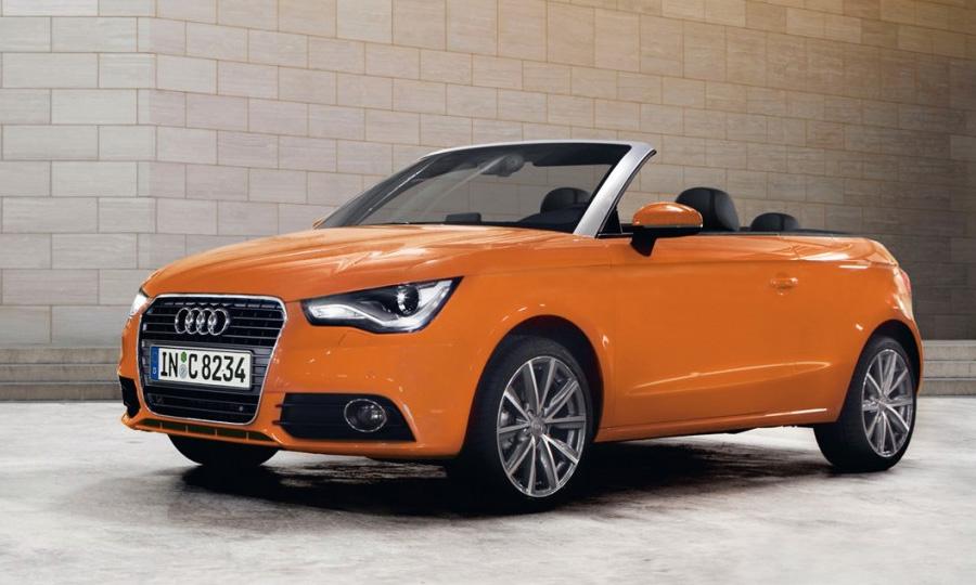 Audi А1 превратят в угодника метросексуалов