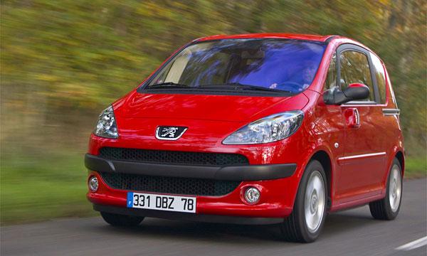1007-я модель сильно разочаровала Peugeot