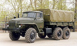 """Военные автомобили не будут переходить на """"Евро-2"""""""