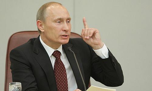 Путин назвал вступление России в ВТО угрозой для автомобилестроения