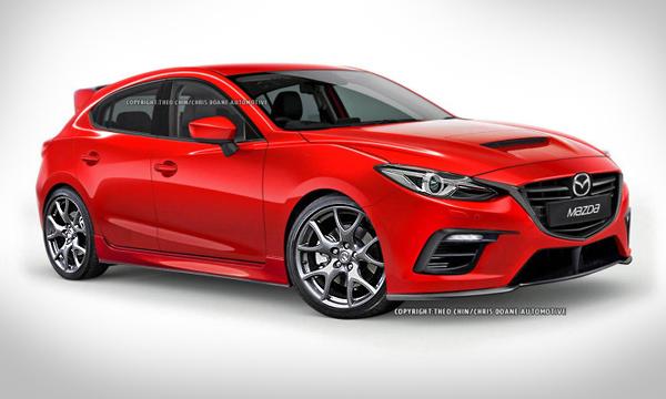Новая Mazda3 MPS получит полный привод