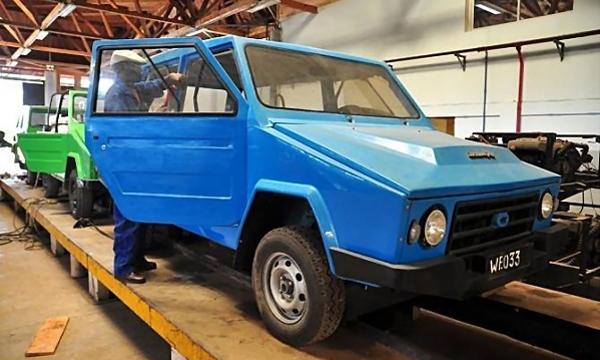 На Мадагаскаре возобновят автомобильное производство