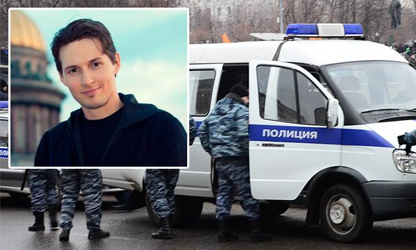 Павел Дуров не пришел на допрос по делу о наезде на полицейского