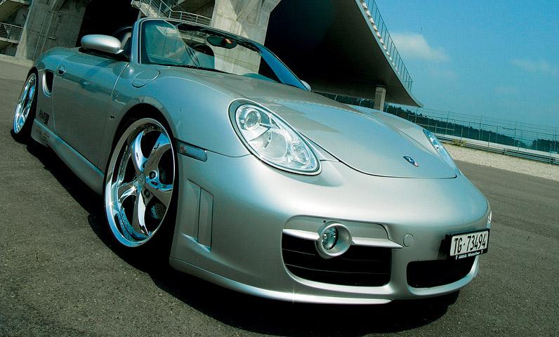 Z-Art Porsche Boxster