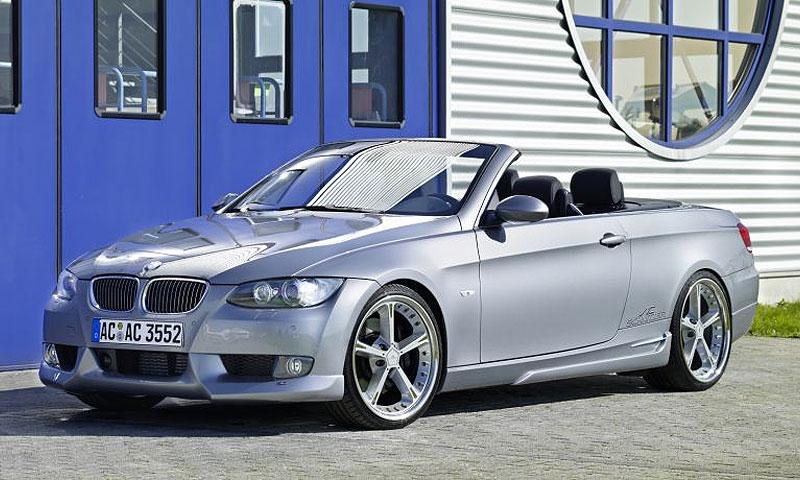 BMW 3 от AC Schnitzer