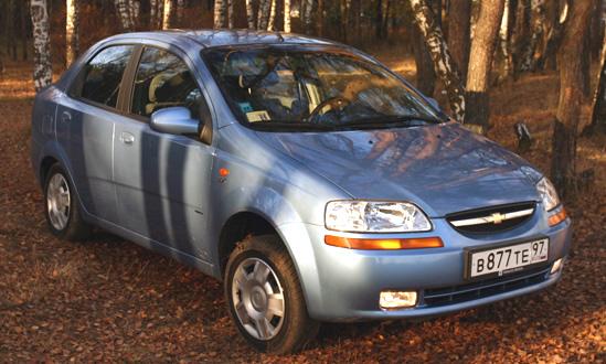 Chevrolet Aveo 1.4 MT