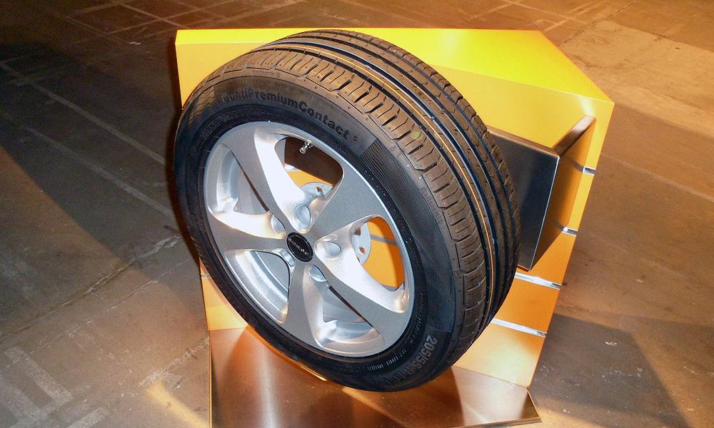 Continental: новая шина и запутанная маркировка