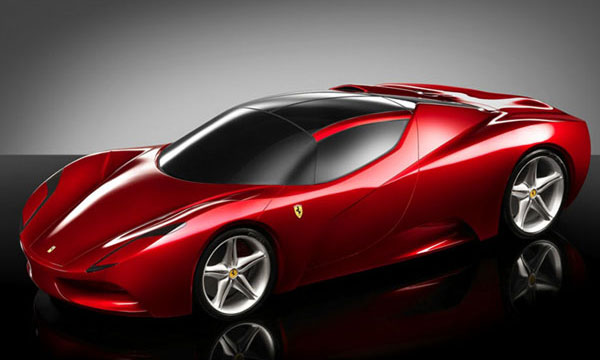 Ferrari готовит преемника суперкара Enzo