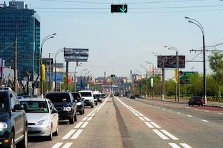 На участке проспекта Мира будет организовано реверсивное движение