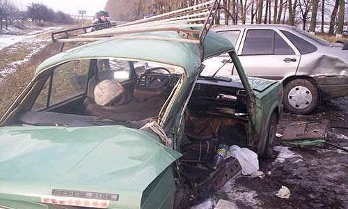 На западе Москвы в ДТП пострадали 5 человек