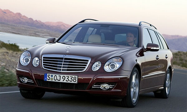 Mercedes преставил обновленный E-класс