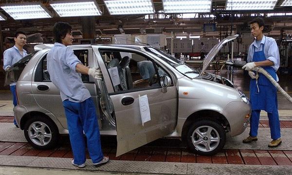 По объему производства автомобилей Китай обогнал США на 10 млн