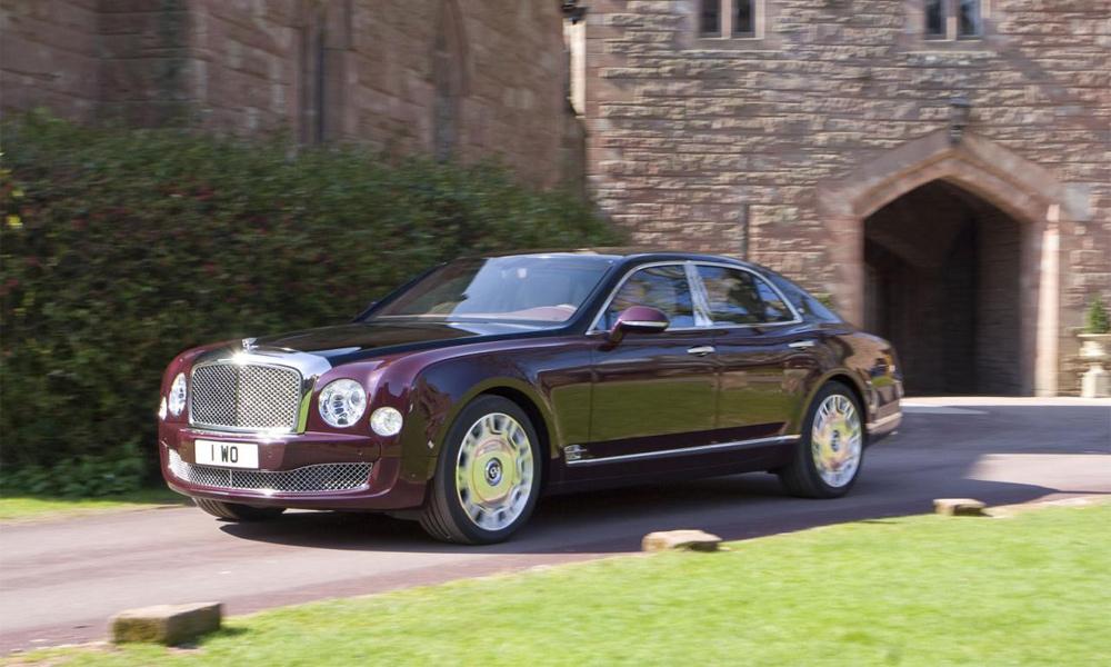 Bentley Mulsanne Diamond