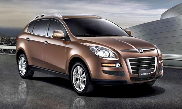 Luxgen начнет производство автомобилей в России