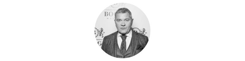 Вячеслав Шикулов, основатель Robinzon Retail Group, президент Samsonite Russia, член правления Guess CIS, генеральный директор и партнер Boggi Milano