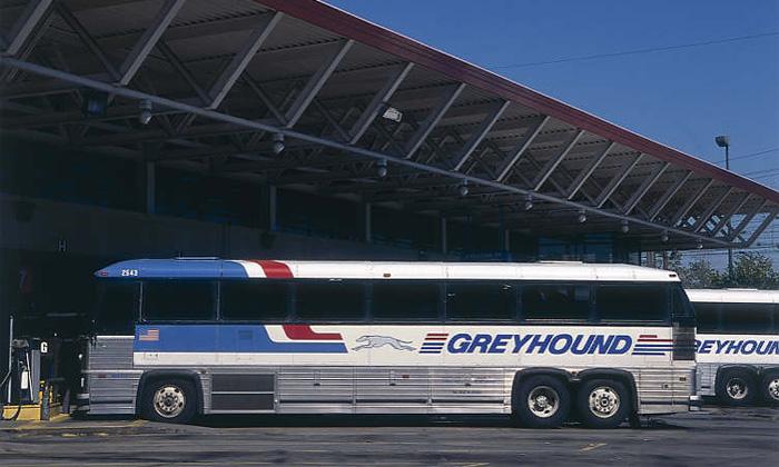 Америка пересела из автомобилей в автобусы