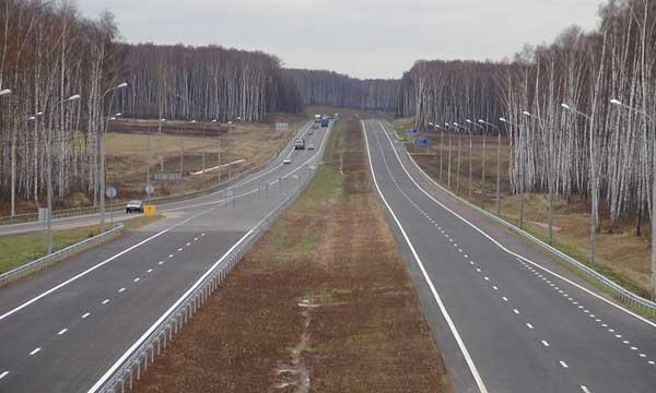 Росимущество «увеличило» длину трассы М-20 в 350 раз