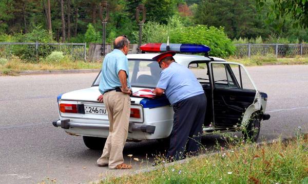 На время Олимпиады в Сочи запретят движение иногородних автомобилей