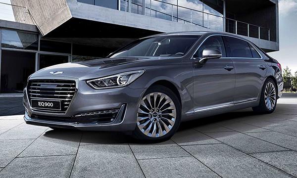 Корейцы представили первый автомобиль под брендом Genesis