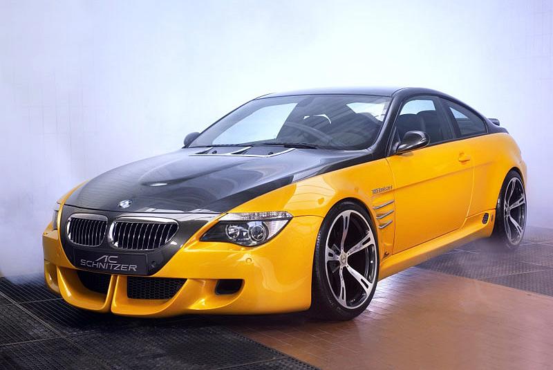 BMW 6 AC Schnitzer Tension