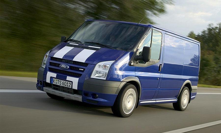 Семейство Ford Transit венчает SportVan для частников