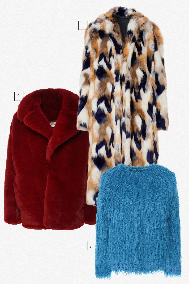 1) Givenchy (Net-a-Porter), £2980 2) Diane Von Furstenberg (ЦУМ), 54 850 руб. 3) Alice + Olivia (ЦУМ), 49 950 руб.