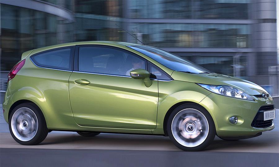 Опубликованы первые официальные фото Ford Fiesta