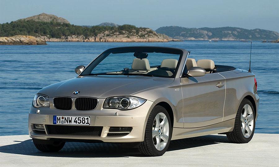 BMW 1 серии кабриолет