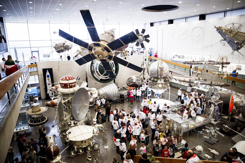 Государственный музей истории космонавтики имени К. Э. Циолковского