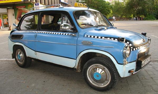 В России могут запретить эксплуатацию автомобилей старше 25 лет