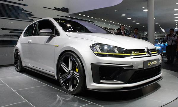 Volkswagen отправит в серию самый быстрый Golf в истории